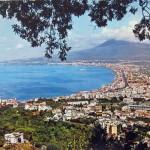 Panorama di Castellammare con Vesuvio (16)