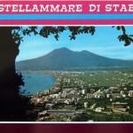 Panorama di Castellammare con Vesuvio (2)