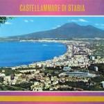 Panorama di Castellammare con Vesuvio (3)