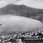 Panorama di Castellammare con Vesuvio (4)