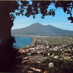 Panorama di Castellammare con Vesuvio (7)