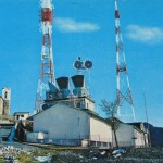 San Michele e antenne RAI