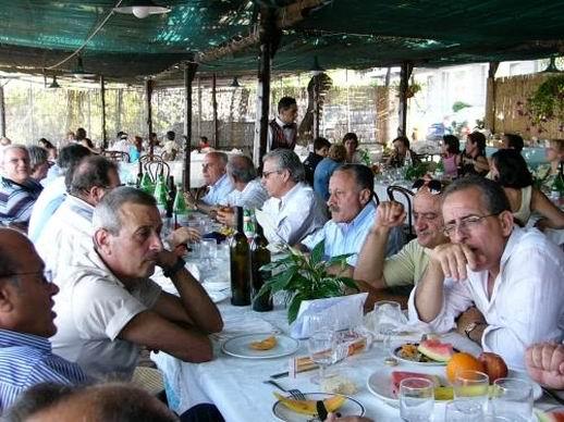 Anno 2004 – alcuni anni dopo riuniti grazie all'interesse di Aiello Andrea2