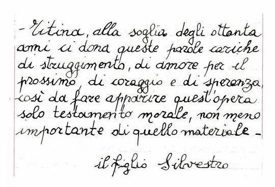 Breve Biografia a cura di Silvestro Migliorini2