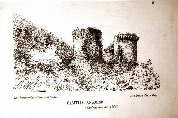 Castello Angioino (Costruzione del 1268)