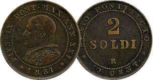 due soldi, immagine tratta dal Web