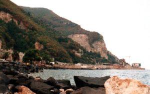 Spiaggia di Pozzano: (foto M. Cuomo)