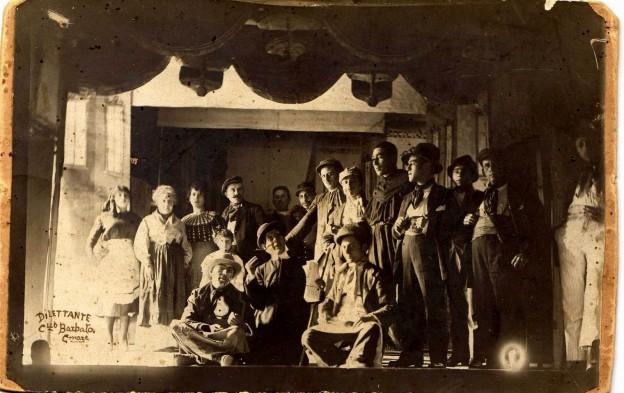 Teatro stabiese anni '30