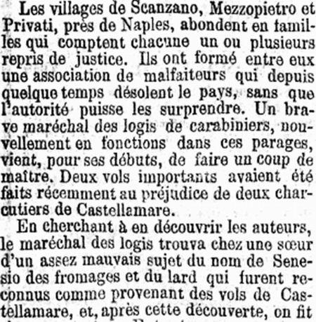 Articolo del 1888