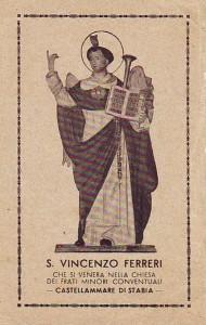 San Vincenzo Ferreri (coll. Tonino Ammendola)