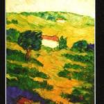 Distesa campestre - Morelli