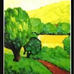 Girotondo di alberi - Morelli