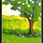 L'albero fiorito - Morelli