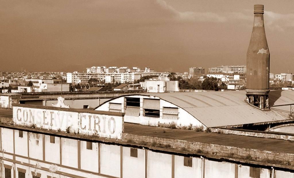 La Cirio di Castellammare... un ricordo perduto (foto Antonio Cimmino)