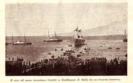 1899 - Coatit (Incrociatore torpediniere)