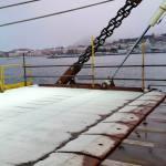 Neve sulla nave (Pasquale Cuomo)