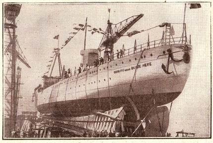 1930 - Giovanni dalle Bande Nere (nave)