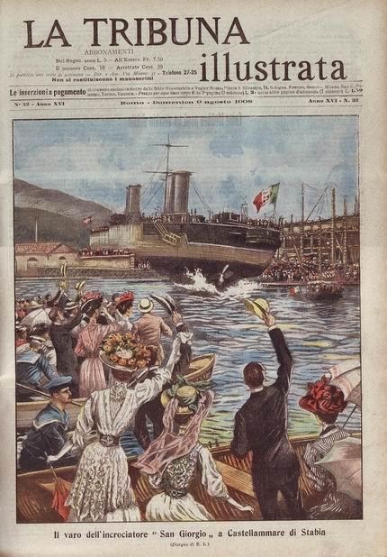 1908 - San Giorgio (Incrociatore