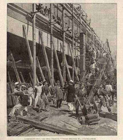 1904 - Vittorio Emanuele (Corazzata)