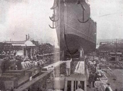 1913 - La Duilio