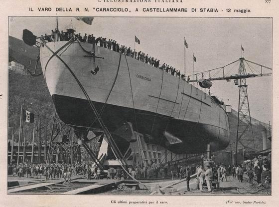 1920 - Caracciolo (Corazzata)