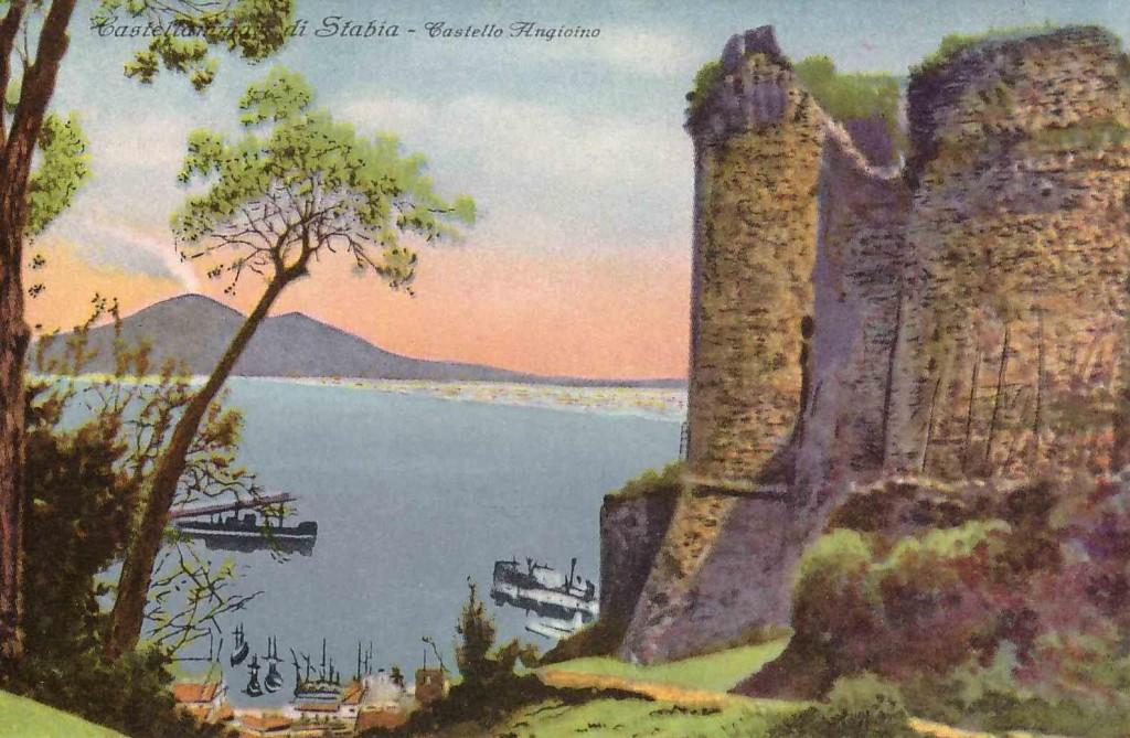 il castello 3 fronte