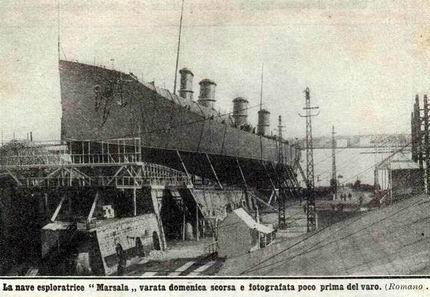 1912 - Marsala (Esploratore)