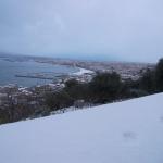 Nevicata a Castellammare di Stabia 31 dicembre 2014