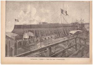 1888 - Re Umberto (Corazzata)
