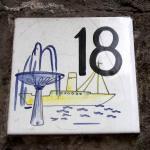 Piastrella n. 18 (foto F. F.)