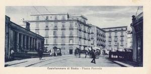 piazza ferrovia 1 fronte