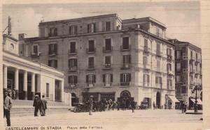 piazza ferrovia 13 fronte