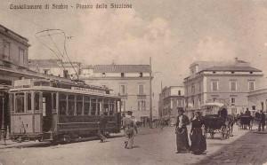 piazza ferrovia 5 fronte