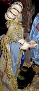 Re Magi (Melchiorre, porta l'oro)