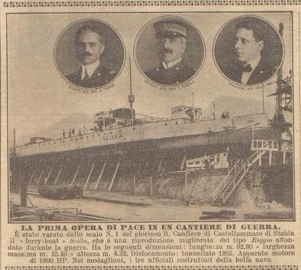 1921 - Scilla (ferry-boat)