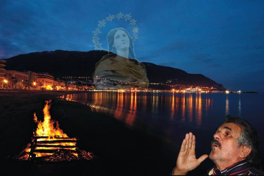 Voci votive stabiesi (in foto il cantore Aniello Lascialfari)