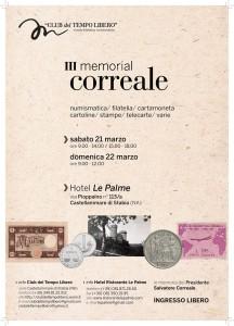 3° Memorial Correale