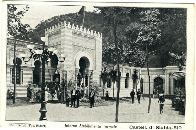 Interno Stabilimento Termale (coll. Carlo Felice Vingiani)