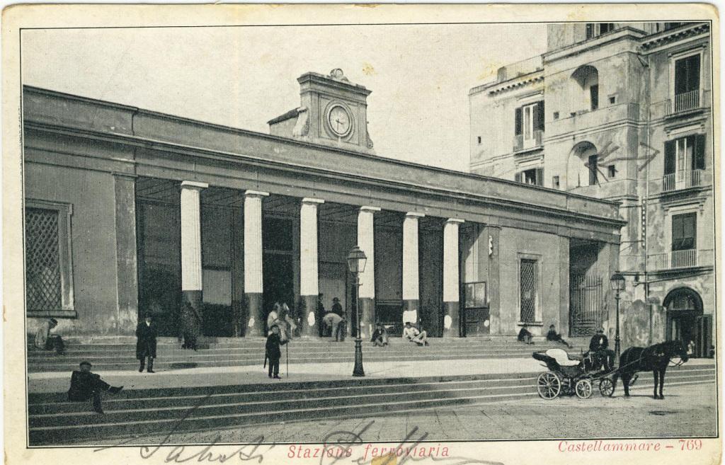 Bideri (?) 769 - Stazione ferroviaria