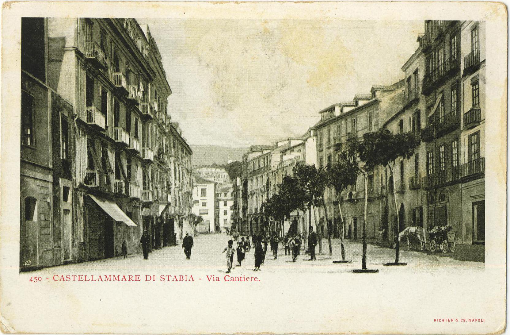 Via Cantiere (coll. Carlo Felice Vingiani)