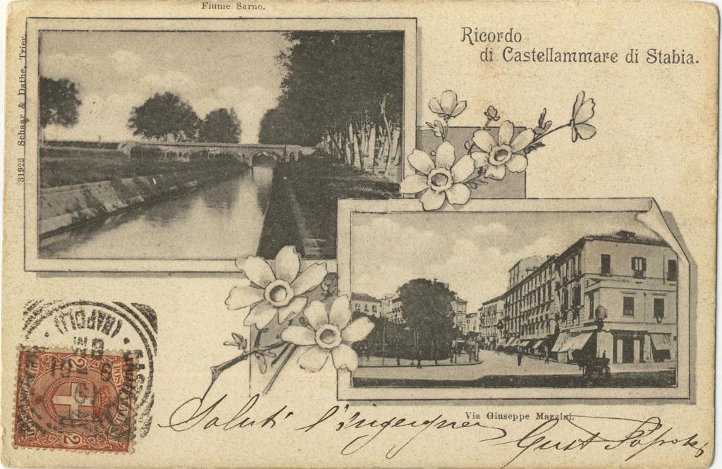 Ricordo di Castellammare (coll. Carlo Felice Vingiani)