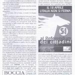 pagina 3 maggio 1999