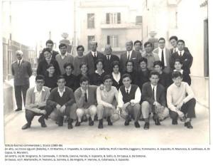 ITC Luigi Sturzo (anno 1965 - 66)
