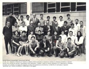 """ITC """"Luigi Sturzo"""" (anno 1967 - 68)"""