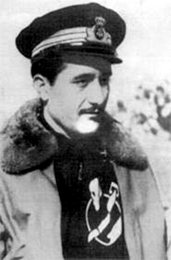 Il Comandante Domenico Baffigo