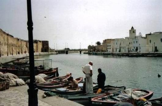 il porto di Biserta