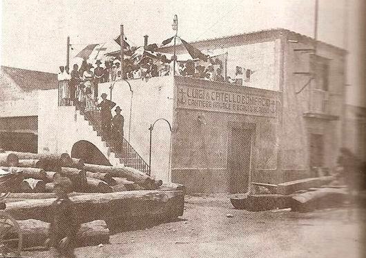 Cantiere Bonifacio