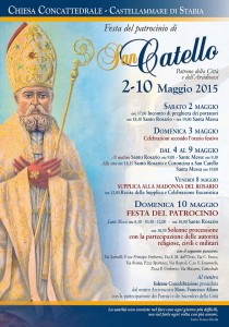 Programma festa san Catello