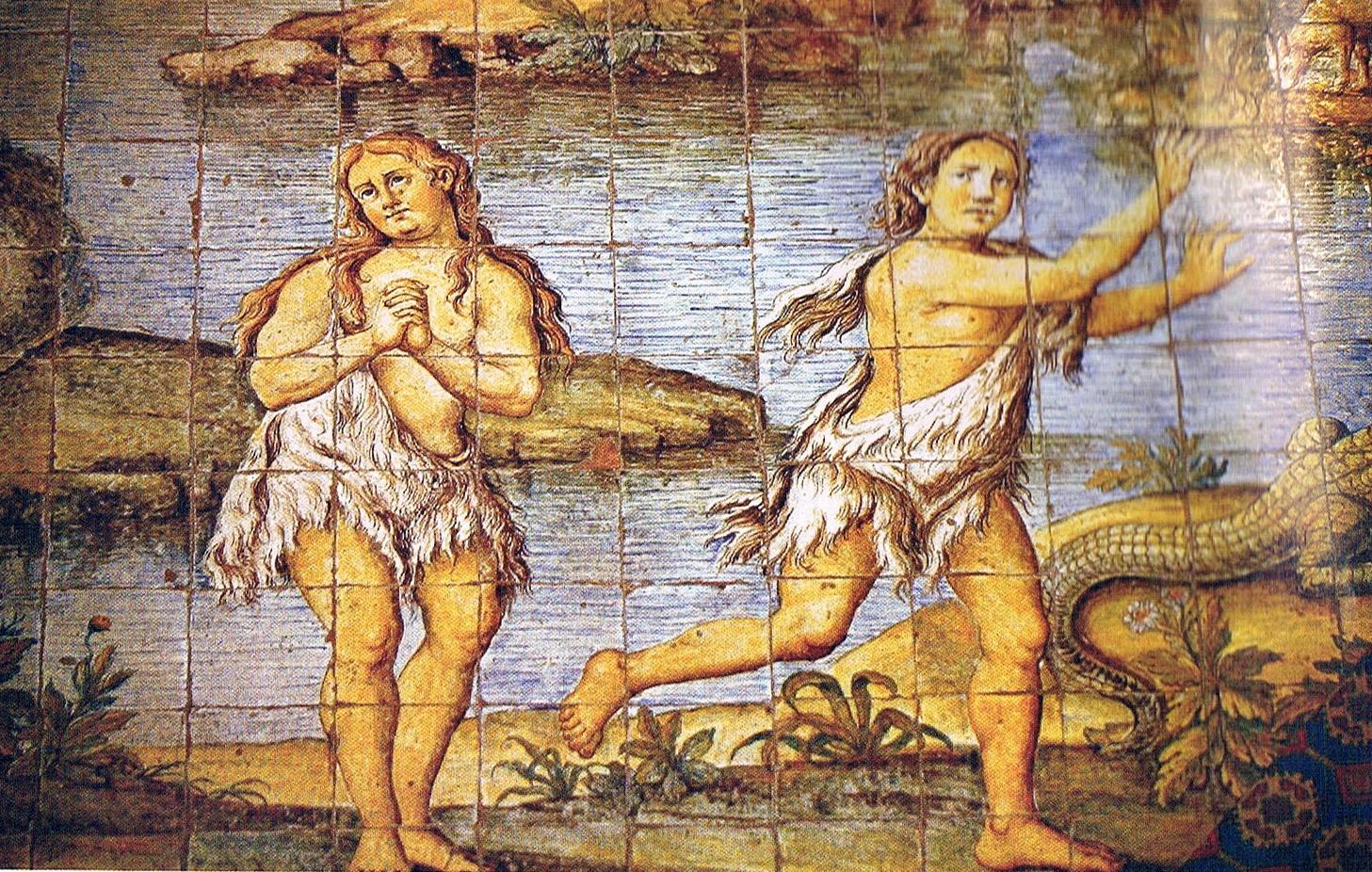 Riggiole mattonelle maioliche antiche ottocentesca sicilia