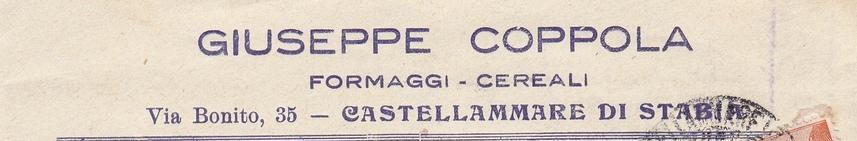 Giuseppe Coppola formaggi via Bonito